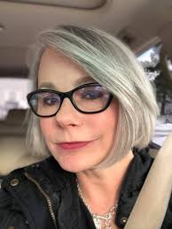 hairstyles for turning grey 1358 best hairstyles going grey gray images on pinterest grey