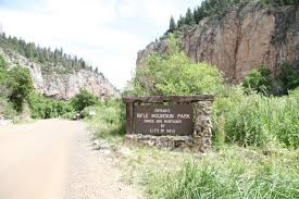 Rifle Colorado Map by Rifle Mountain Park Rifle Co Official Website