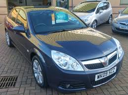 vauxhall blue used vauxhall vectra blue for sale motors co uk