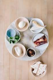 traditional seder plate seder plate the lakelander