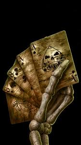 skull cards 360 x 640 wallpapers 1913740
