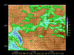 Frontal Boundary Map Wasatch Weather Weenies February 2011