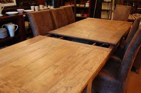 reclaimed wood extending dining table felix table trading boundaries featured items
