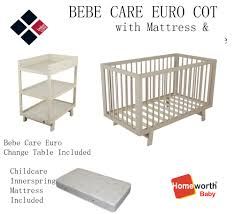 Baby Mod Mini Crib by Grey Crib And Changing Table Set Creative Ideas Of Baby Cribs