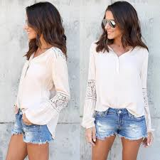 trendy blouses trendy clothes sleeve chiffon blouses
