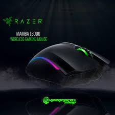 light up wireless gaming mouse razer mamba 16000 wireless gaming mouse rz01 01360100 r3a1