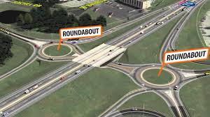 New Stanton Pa Map New Stanton Roundabouts Youtube