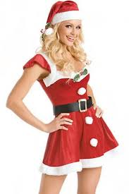 womens santa costume womens flannel christmas dress santa costume pink