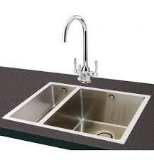 Phoenix Deca  Stainless Steel Kitchen Sink Inset Undermount - Carron phoenix kitchen sinks
