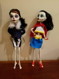 Monster High Dolls Halloween Costume I Made Sans And Papyrus For My Monster High Dolls Undertale