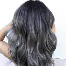 hair colours charcoal hair colour popsugar beauty australia