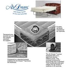 Air Sleeper Sofa Air Sleeper Sofa Replacement Mattress
