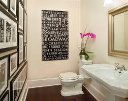 idea for bathroom decor powder room decor ideas lightandwiregallery com
