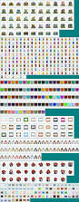 3ds animal crossing happy home designer building icons the