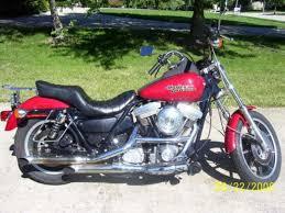 harley davidson harley davidson fxr 1340 super glide moto
