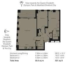 2 bedroom flat for sale in stratford central stratford e15 london
