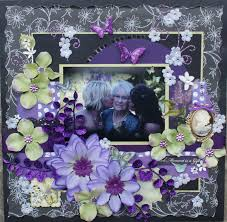 pretty photo albums purple lavender violet pretty combination wedding scrapbook