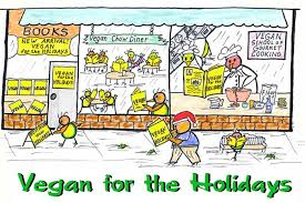 vegan for the holidays cookbook vegetarians in paradise