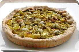 cuisiner tomates vertes tarte aux tomates vertes cuisine et dépendances
