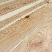 hickory 7 wide plank uv scraped engineered