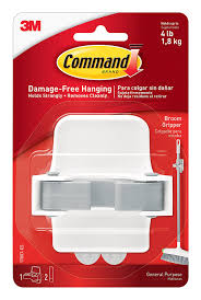 How To Hang A Picture Without Nails Amazon Com Command Broom U0026 Mop Gripper 1 Gripper Home Improvement
