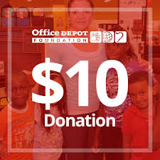 Office Depot by Office Depot Foundation
