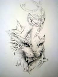 cat eye tattoos designs cool tattoos bonbaden