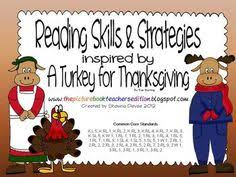 a turkey for thanksgiving by bunting activities and test