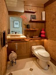 Orange Powder Room Spa Bathrooms Designs U0026 Remodeling Htrenovations