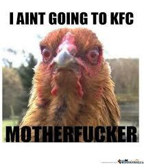 Funny Chicken Memes - scary chicken by silvercastor meme center