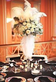 cool design feather wedding centerpieces 25 best ideas on