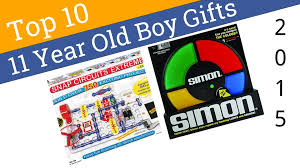 christmas gifts 10 10 best 11 year boy gifts 2015 intended for
