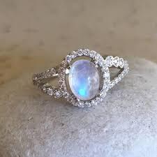 moonstone engagement rings best moonstone wedding rings products on wanelo