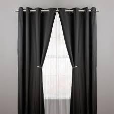 How To Install Curtain Tie Backs Lenda Curtains With Tie Backs 1 Pair 55x118 Ikea Tiebacks Dreams N