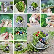 Do It Yourself Garden Art - 14 best terrário terrarium images on pinterest at home cactus