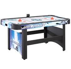 air hockey table kids sports game toddler room two players 60 inch
