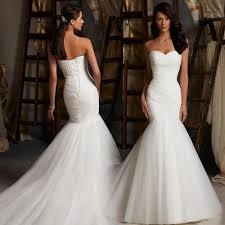 wedding dress mermaid boho wedding dress bohemian wedding dresses sweetheart neckline