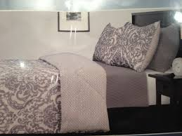 Ballard Designs Bedding Grey Damask Bedding Set Costco Master Bedroom Pinterest