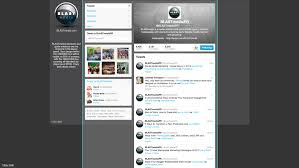 layout of twitter page the centered twitter background is here download a free template