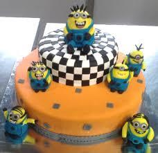 8 best minion theme cakes images on pinterest minion theme