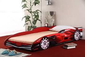 chambre voiture lit voiture 90 x 200 cm sommier inclus lit voiture
