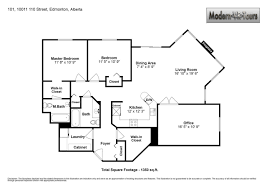 Storage Room Floor Plan 101 10011 110 St Nw