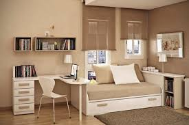 home design make your narrow room more neat with space saving