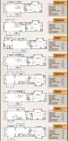 Carriage Rv Floor Plans by 314 Best Fifth Wheel Living Images On Pinterest Travel Trailers