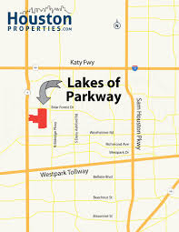 Garden State Parkway Map by Lakes Of Parkway Houston Lakes Of Parkway Homes For Sale