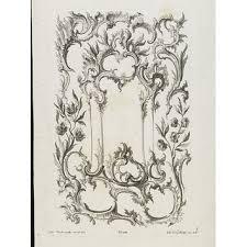design for rococo ornament wachsmuth jeremias v a search the