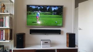 concealing wires for home theater tv hide wires tvonmywall