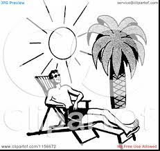 excellent beach clip art black and white with lorax coloring pages