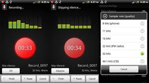 best android voice recorder 5 best free android voice recorder for android phone dr fone
