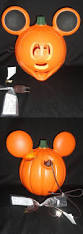 Disney Pumpkin Carving Patterns Mickey Mouse by 263 Best Mickey Mouse U0026 Friends Halloween Theme Party U0026 Decoration